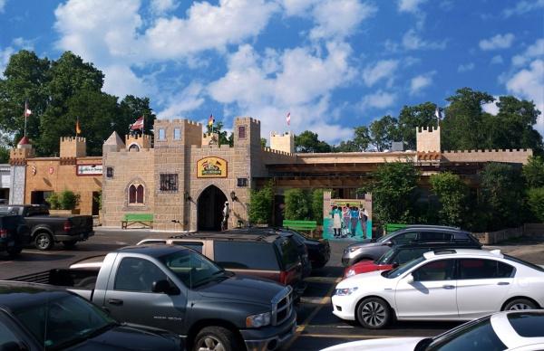King's Biergarten Expands